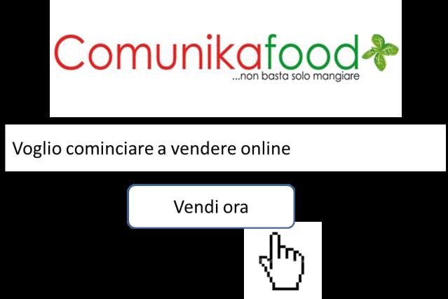fare social media marketing online food